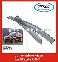 car window visor/vent visor for Mazda CX-7