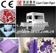CNC Laser Cutter Paper Arts and Crafts