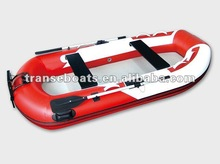 cheap price Inflatable Fishing Boat pontoon boat