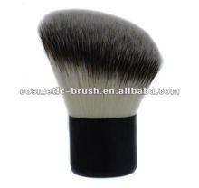 2012 Hot Sell Angle Double Color Nylon Hair Beauty Brush Kabuki Brush