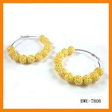 Fashion Basketball Wives Earrings Wholesale BWE-7808