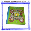 Pre-school children fairy board book printing,kids comic book