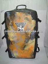 2012 fashion big travel trolley backpack luggage bag
