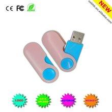 Peanut Swivel USB Flash Drive/Promotional USB Drives