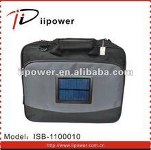 Loptop computer bag solar power