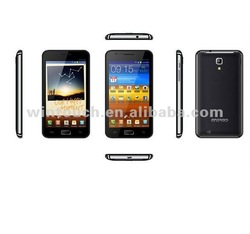 """Smart phone/ Dual-mode phone android 4.0 smartphone i9220 5.3"""" touch screen MTK6575 1.0GHz wifi GPS dual camera cell phone"""