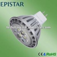 without external driver led spot light mr16 220v