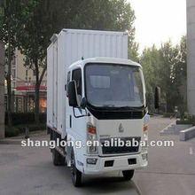 Sinotruck HOWO 4 x 2 caminhão 3.5 Ton