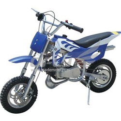 Best selling Gas-Powered 49cc cheap used dirt bikes