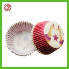 spotty muffin cup cake tin paper cup with 3.5cm bottom