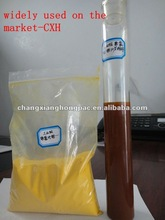 2012 New Standards and yellow Poly Aluminium Chloride Powder sewage treatment