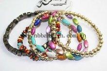 2012 Fashion Plastic Bangjin N-07 Bracelet