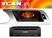 Audi A4 Fit Car GPS DVD player Navigation with RDS BT TV IPOD : VCAN0365