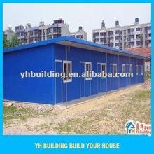 temporary foldable rumah kayu house site office