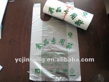 popular vegetable bag on roll