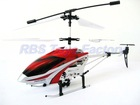 2.4GHz Radio control 3d model easy to fly rc helicopter