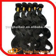 2012 the most popular grade AAAA virgin Peruvian Body wave hair extension