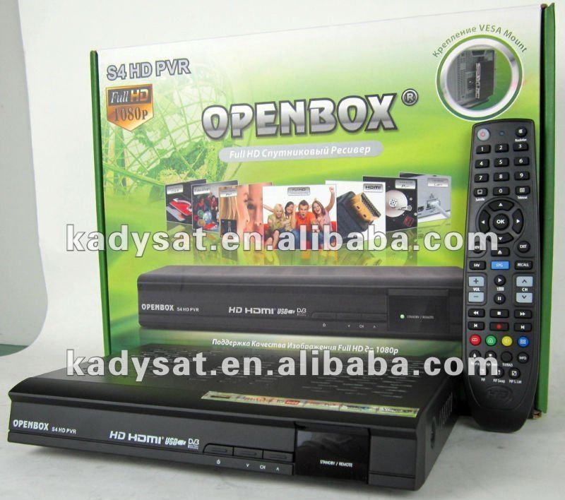 Openbox S4/S6/X3/X5 Receiver New arravilling