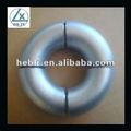 Acero inoxidable 316 tubo soldado accesorios codo
