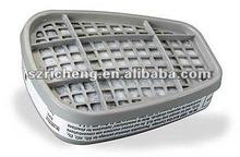 3M 6002 White Cartridges for Acid Gas/gas mask respirator cartridge