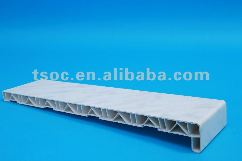 Interior Window Sill Design Waterproof Pvc Inteiror Window Sill Materials View Pvc Window Sill