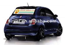 2012 On-line wholesale el car sticker