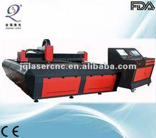 Green Fiber laser metal cutting machine