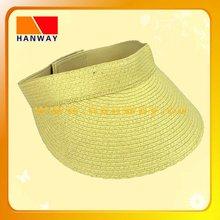 2012 new style fashion paper straw sun visor chat