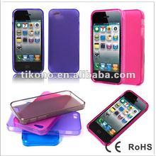 2012 Latest Fashion Pudding Design TPU Case for iPhone 5