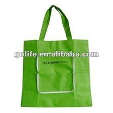 High quality pp non-woven folding bag