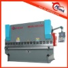 WC67Y Hydraulic manual sheet bending machine