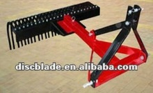 tractor trailed hay rake