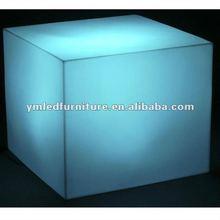 led cube&light bar furniture