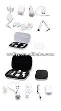 usb travel kit including mobile charger,power bank,stylus pen