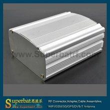 """Aluminum Box Enclosure Case -4.33""""*3.31""""*1.81""""(L*W*H) waterproof electrical junction boxes"""