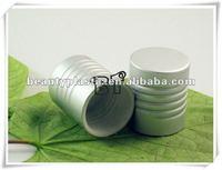 universal silver bottle cap /lid /cover
