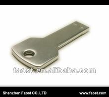hot selling!! nice style key shaped sperm usb flash drive