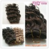 Human Hair African Wave design hair extension