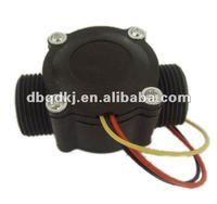 """1/2"""" Flow Water Counter Sensor For Industry Agriculture Irrigation 3.5V - 24V DC"""