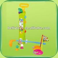kids outdoor sport toys plastic golf club