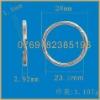 2012 promotional fashion teething key ring