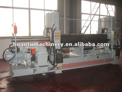 3 and 4 Roller conventional roller, cylinder bending machine, end plate for roll