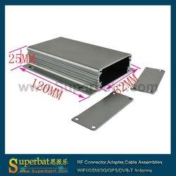 """Aluminum Box Enclosure Case -4.71""""*2.44""""*0.98""""(L*W*H) aluminum dog box"""