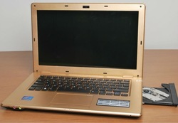 Low price laptops in dubai, 14 inch laptop Intel D2500 Dual Core 1.86GHZ 14'' slim notebook/14inch