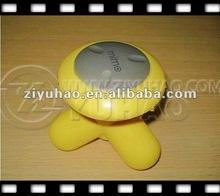 Wonderful Yellow Electric Head Massager Facial Massager