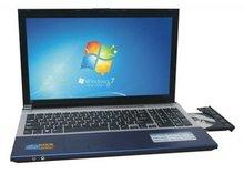 latest laptop ,Large screen Intel N2800 laptop PC-M156-1
