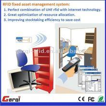 Asset management software - UHF rfid application