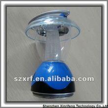 newest and fashion solar hurricane lamp lantern