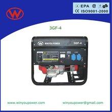 3.0kva key start petrol generator