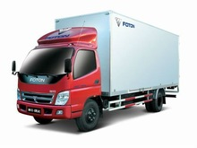 FOTON Forland mini van cargo truck with top quality